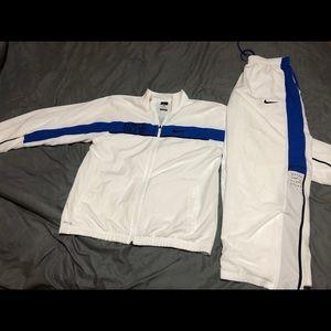 Nike Elite DRI FIT Track Suit 2 piece SIZE LARGE